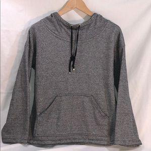 MaxStudio Edit hooded sweatshirt